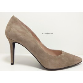 Stiletto ante taupe